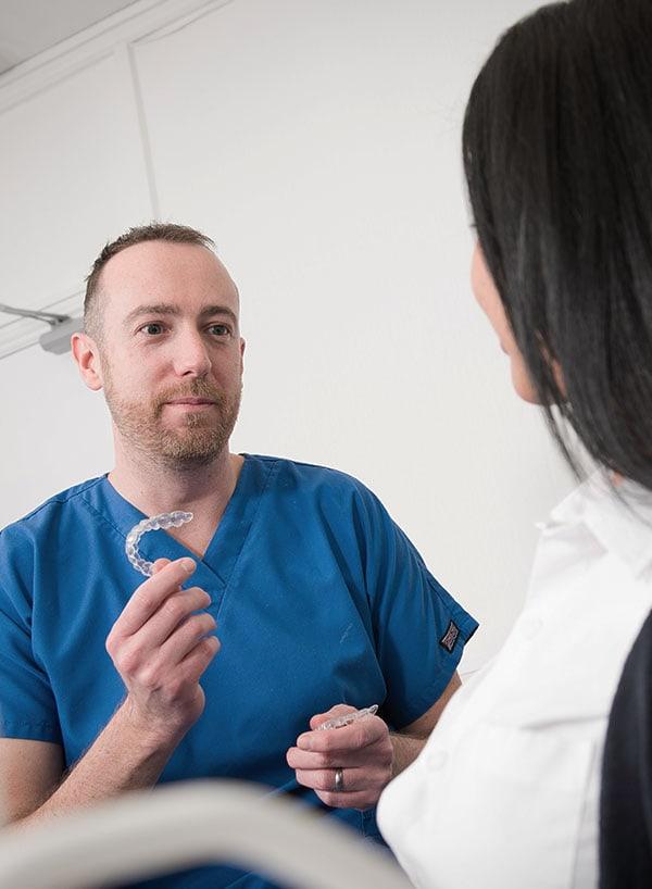 dr steve neal invisalign provider in bristol